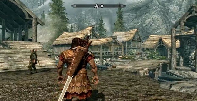 processador que rode The Elder Scrolls V Skyrim PC Gameplay